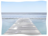 Acuatico Beach Resort - Infinity Pool View 1